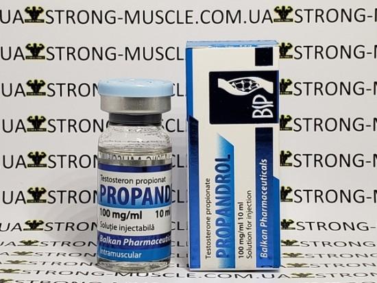 купить Propandrol 10 мл, 100 мг/мл