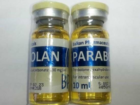 купить Parabolan 10 мл, 100 мг/мл