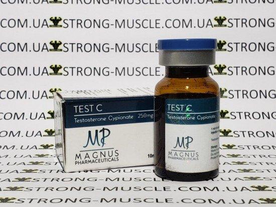 купить Test C 10 мл, 250 мг/мл