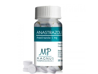 Anastrozole 30 tab, 1 mg/tab