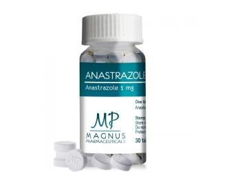 Anastrozole 30 таб, 1 мг/таб