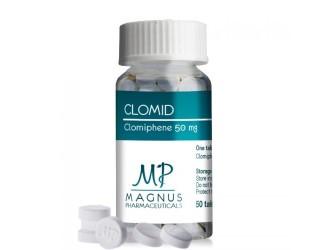 Clomid 50 таб, 50 мг/таб