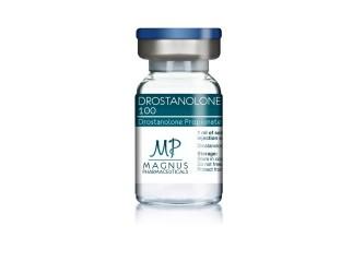 Drostanolone 100 10 мл, 100 мг/мл