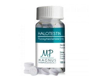 Halotestin 100 таб, 5 мг/таб