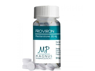 Proviron 50 таб, 25 мг/таб