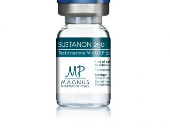купить Sustanon 250 10 мл, 250 мг/мл
