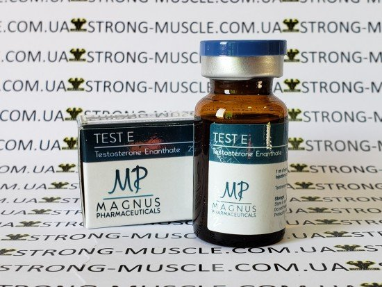 купить Test E 10 мл, 250 мг/мл