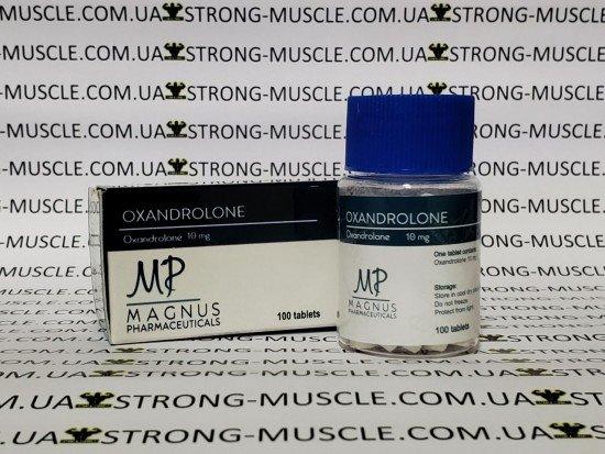 купить Oxandrolone 100 таб, 10 мг/таб