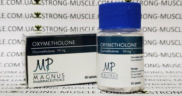 Oxymetholone zinc dosage