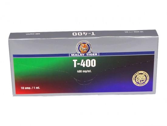 купить T-400  1 амп, 400 мг/мл