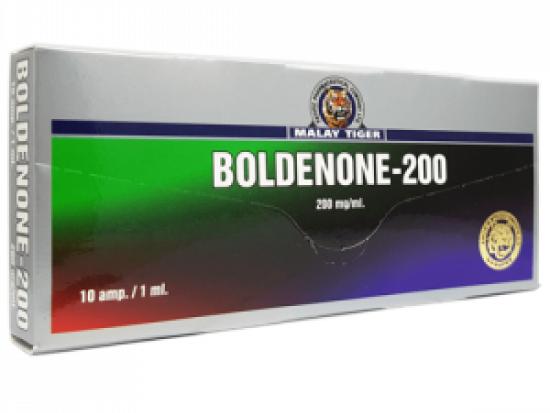 купить Boldenone-200 1 амп, 200 мг/мл