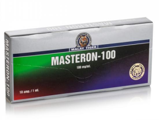 купить Masteron-100 1 амп, 100 мг/мл
