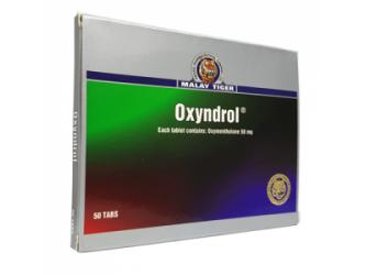 Oxyndrol 50 tab, 50 mg/tab