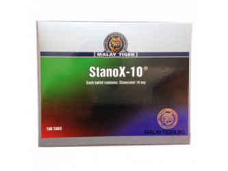 StanoX-10 100 tab, 10 mg/tab