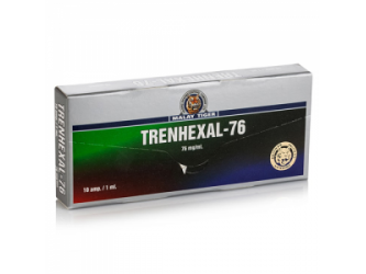 Trenhexal-76 1 amp, 76mg/ml