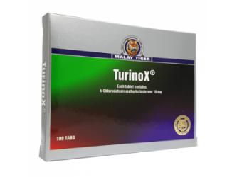 TurinoX 100 tab, 10 mg/tab