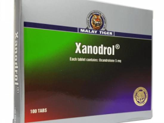 купить Xanodrol 100 таб, 5 мг/таб