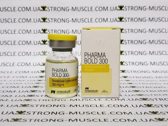 купить Pharma Bold 300, 10 мл, 300 мг/мл (Фармаком лабс) Болденон