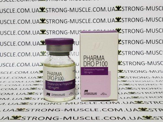 купить Pharma Dro P100, 10 мл, 100 мг/мл (Фармаком лабс) Дростанолон Пропионат