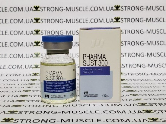 купить Pharmacom Labs Pharma Sust 300, 10 мл, 300 мг/мл (Фармаком лабс) Сустанон