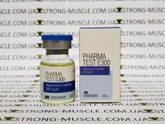купить Pharma Test E300, 10 мл, 300 мг/мл (Фармаком лабс) Тестостерон Энантат