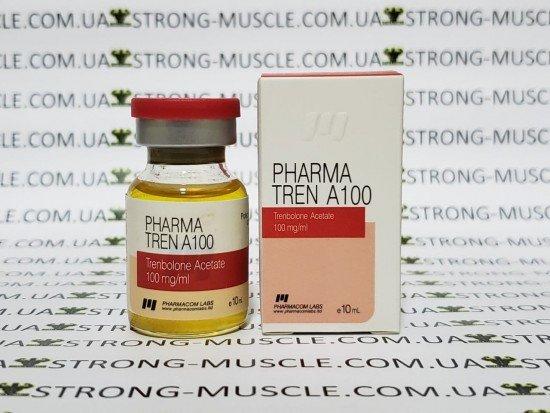 купить Pharma Tren A100, 10 мл, 100 мг/мл (Фармаком лабс) Тренболон Ацетат