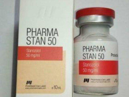 купить Pharmacom Labs Pharma Stan 50, 10 мл, 50 мг/мл (Фармаком лабс) Станозолол
