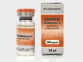 Boldenon 10 ml, 200 mg/ml