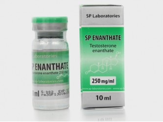 Enanthate 10 мл, 250 мг/мл