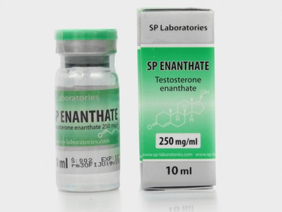 купить Enanthate 10 мл, 250 мг/мл