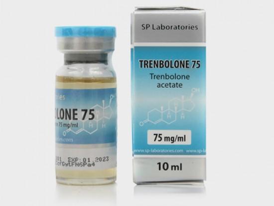 купить Trenbolone Acetate 10 мл, 75 мг/мл