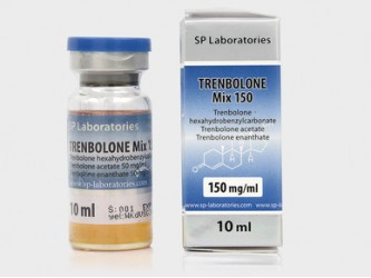 Trenbolone Mix 10 ml, 150 mg/ml