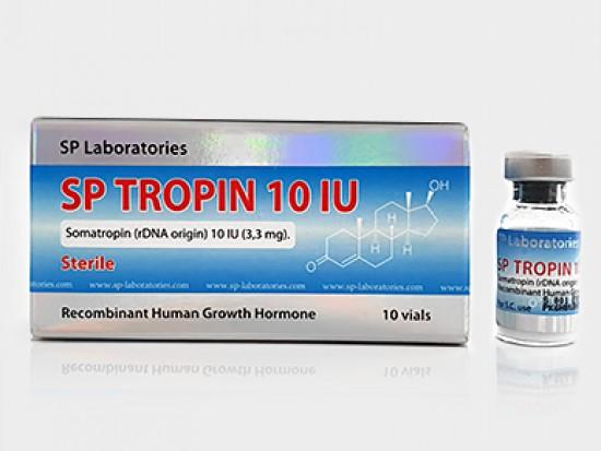 купить SP Tropin 10фл*10МЕ