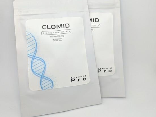 купить Clomid 25 капс, 50 мг/капc