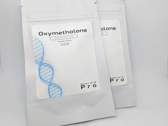купить Oxymetholone 25 капс ,50 мг/капс