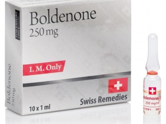 купить Boldenone 1 амп, 250мг/мл