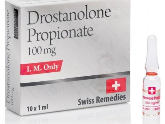 купить Drostanolone Propionate 1 амп, 100 мг/мл