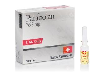 Parabolan 1 amp, 76,5 mg/ml