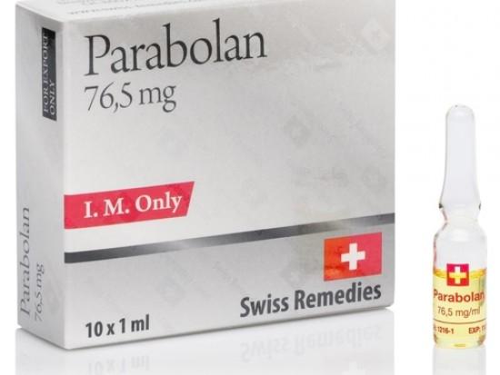 купить Parabolan 1 амп, 76,5 мг/мл