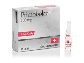Primobolan 1 amp, 100 mg/ml