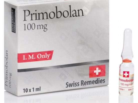купить Primobolan 1 амп, 100 мг/мл (Swiss Remedies) Примоболан