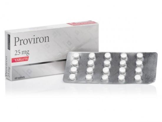 купить Proviron 20 таб, 25мг/таб