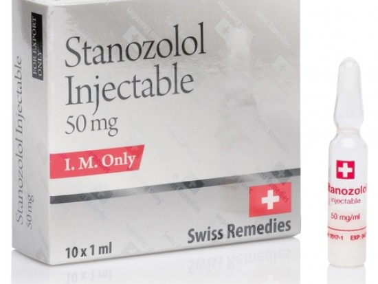 купить Stanozolol Injectable 1 амп, 50 мг/мл