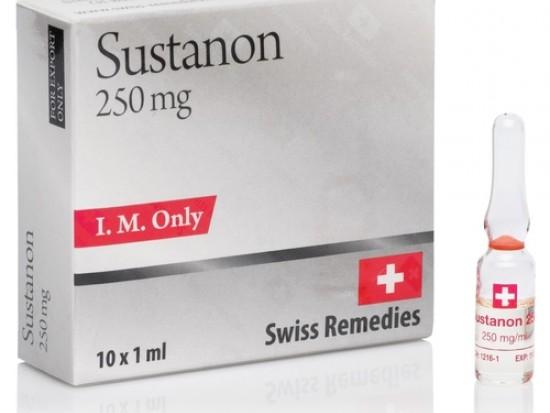 купить Sustanon 1 амп, 250 мг/мл