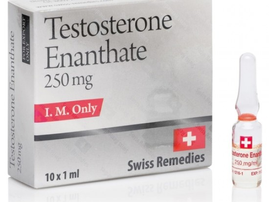 купить Testosterone Enanthate 1 амп, 250 мг/мл