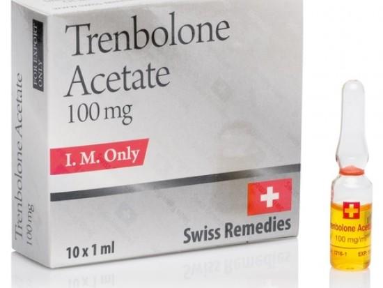 купить Trenbolone Acetate 1 амп, 100 мг/мл