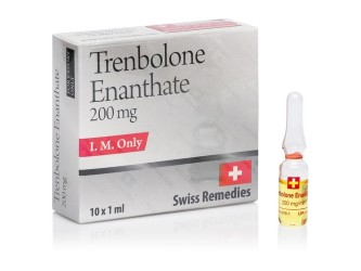 Trenbolone Enanthate 1 amp, 200 mg/ml