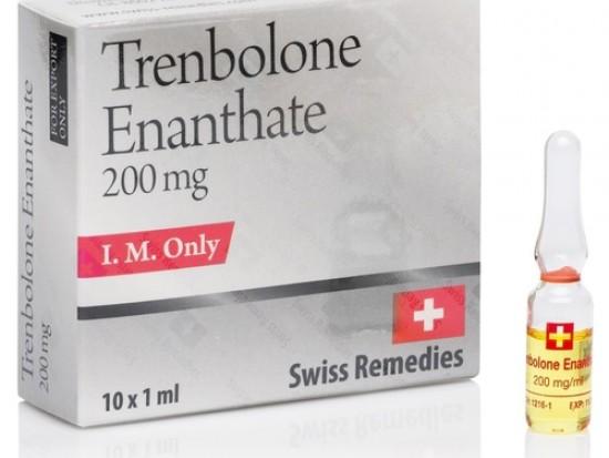 купить Trenbolone Enanthate 1 амп, 200 мг/мл