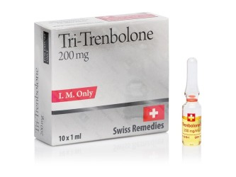 Tri-Trenbolone 1 amp, 200 mg/ml