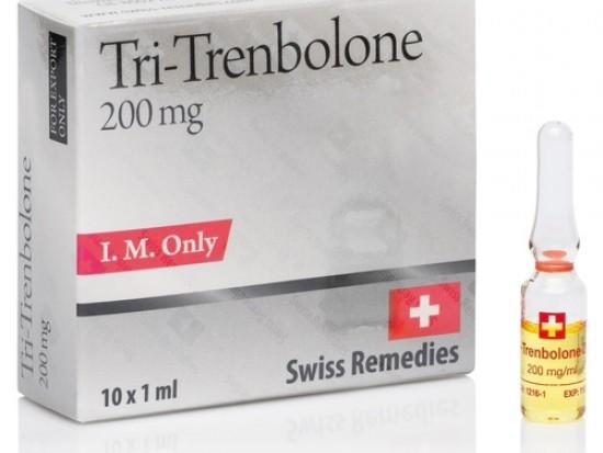 купить Tri-Trenbolone 1 амп, 200 мг/мл